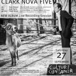 Clark-nova-five Live-Album-Recording Culture-Container-150x150
