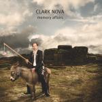 Record Cover, Clark Nova - Memory Affairs, Vinyl 12inch