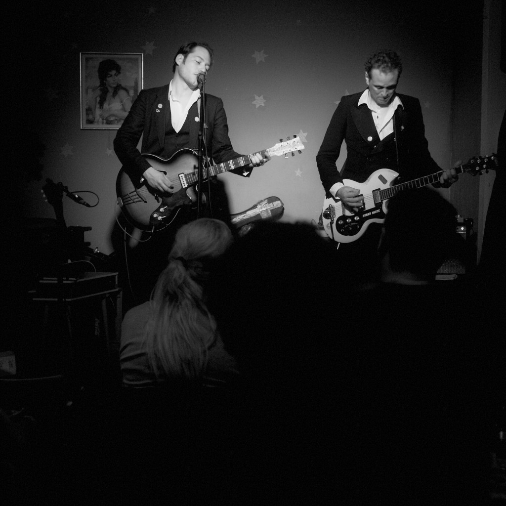 Secret Agents Mäkkelä's Trash Lounge & Clark Nova